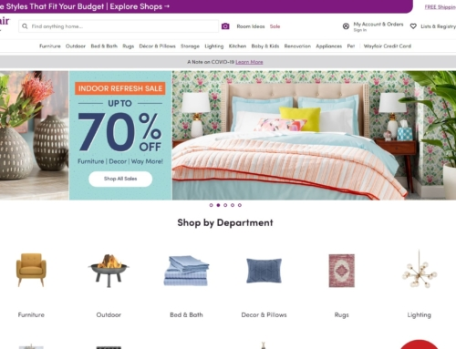Webinar: Wayfair – markedspladsen for møbler og boliginteriør